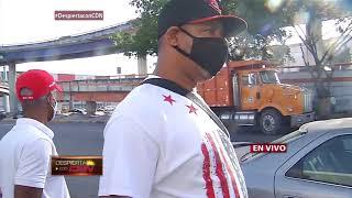 Ciudadanos en contra  de que el expresidente Danilo sea despojado de su inmunidad parlamentaria