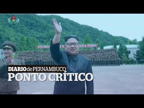 Tensão entre a Coreia do Norte e Estados Unidos aumenta