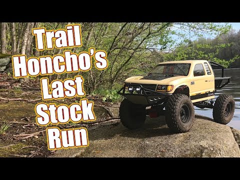 Scenic Trail Adventure Crawl - Axial Racing SCX10 II Trail Honcho - RC Quick Drive No.1    RC Driver