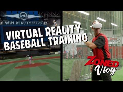 Virtual Reality Baseball Training