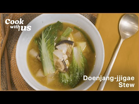 How to Make a Umami-Filled Doenjang-jjigae Stew | Cook With Us | Well+Good