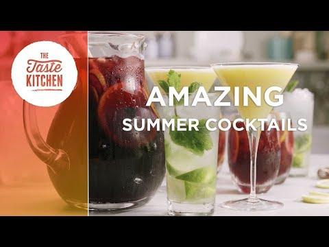 Introducing Aldi's Summer Cocktails