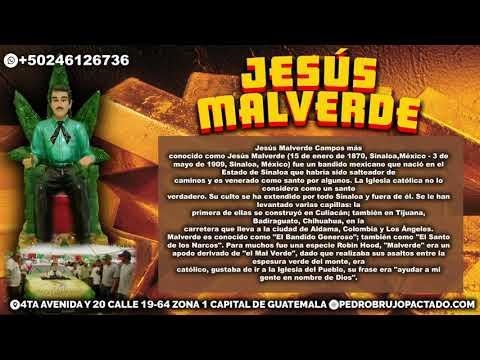 ORACIÓN A JESÚS MALVERDE