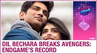 Sushant Singh Rajput's Dil Bechara breaks record as it becomes most-liked film trailer on YouTube - ZOOMDEKHO