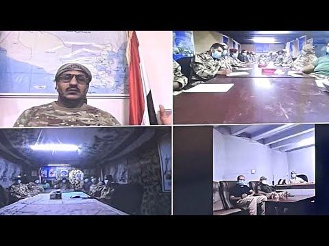 موشن جرافيك | قائد المقاومة الوطنية يفند مشروع الحوثيين الرجعي