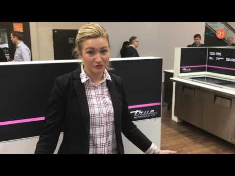 Interview with True at EuroShop 2017