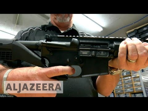 🇺🇸 Trump orders ban on gun 'bump stock' devices