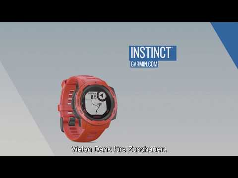 Instinct Tutorial - Grundlegende Navigation