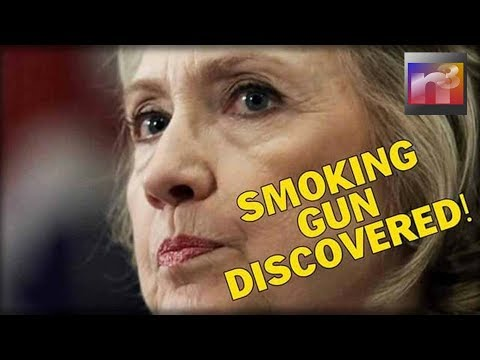 The Smoking Gun PROVING Hillary Committed A SHOCKING Crime Just Dropped