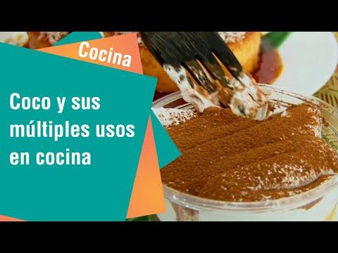 El coco y sus múltiples usos en cocina | Cocina