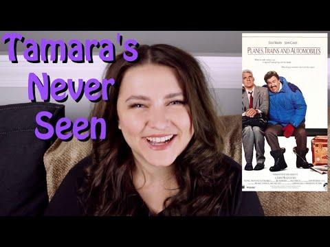 Planes, Trains and Automobiles - Tamara's Never Seen