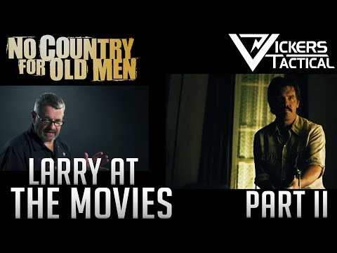 "Larry At The Movies EP 6 - ""No Country For Old Men"" Part 2"