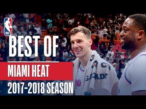 Best of Miami Heat | 2017-2018 NBA Season