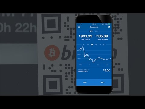How to use one of the many apps to buy and trade bitcoin