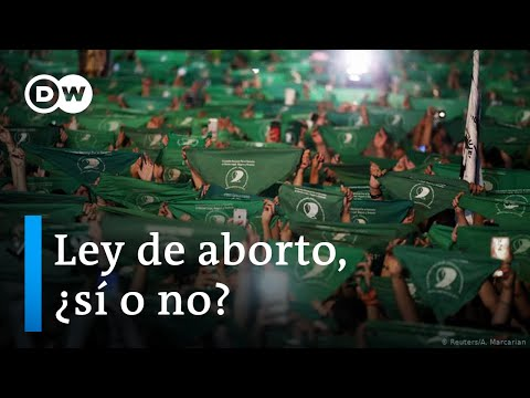 Votación en diputados: ley de aborto