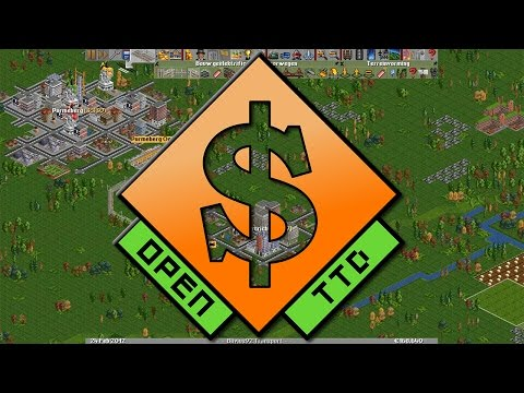 Let's Play OpenTTD #2