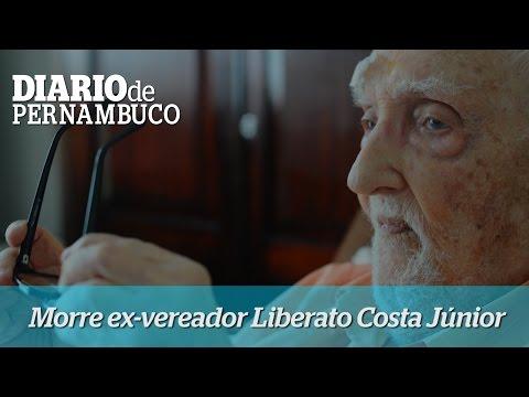 Morre o ex-vereador Liberato Costa J�nior
