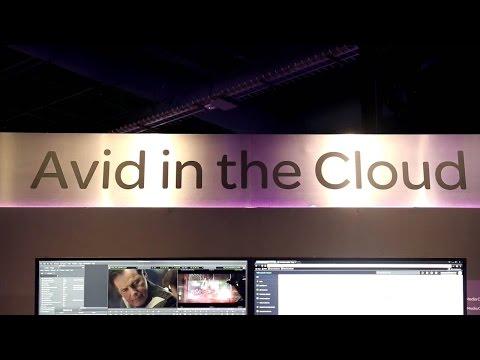 Avid at NAB Show 2017   Avid in the Cloud