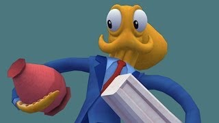 Brian and Greg Cope with Octodad Co-op