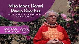 Santa Misa presidida por Mons. Francisco Daniel Rivera  24/05/2020