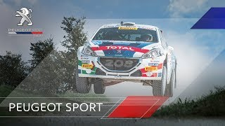 Monza Rally Show 2016 – Peugeot Highlights Day 1