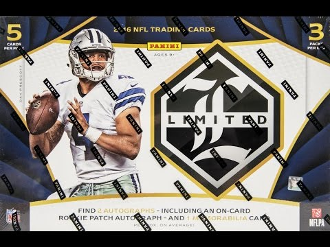 Box Busters 2016 Limited Football