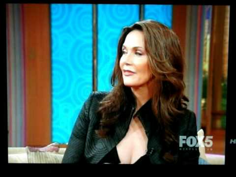 Lynda Carter on Wendy Williams 2011 Part 1