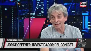 Luis Novaresio mano a mano con Jorge Geffner - Dicho Esto (22/03/2021)