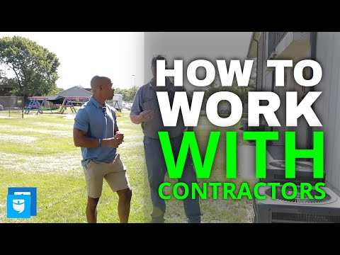 Keeping Good Contractors with Sterling White