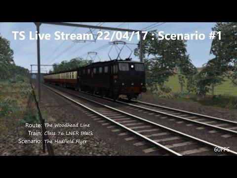 The Hadfield Flyer (Livestream 22/04/17)