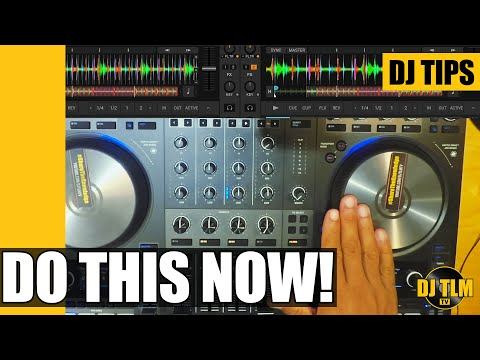 CONTROLLER / CDJ SCRATCH TIP - Are You Doing This Right?