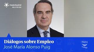 """""""Salidas profesionales y futuro laboral de los abogados"""" José Mª Alonso Puig"""