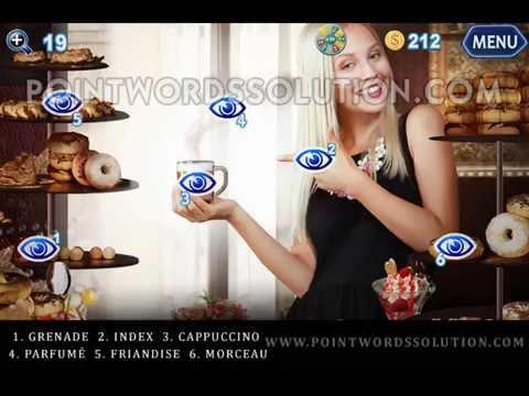 Point Words Solution Français Niveaux 1-20