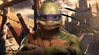 Teenage Mutant Ninja Dark Souls 2
