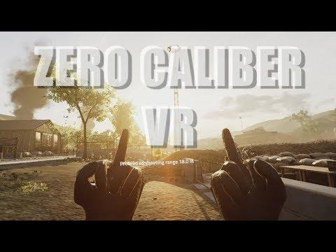 ME ALISTO EN EL EJÉRCITO!! || Zero Caliber VR, esto mola