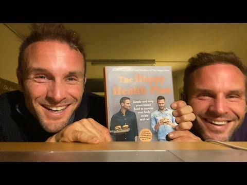 New book - Happy Health Plan launch ?