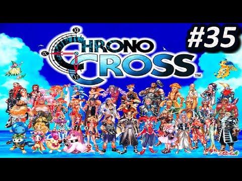 Chrono Cross (PS1) - EPISODIO 35 - La nave espacial de Starky    Gameplay / Guía en Español