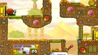Snail Bob 3 Walkthrough by A10.com