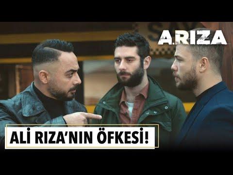 Ali Rıza'nın öfkesi! | Arıza 11. Bölüm