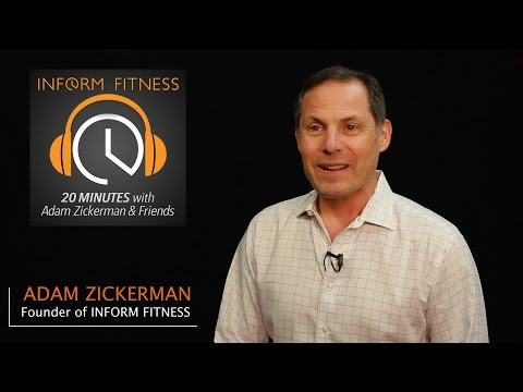 InForm Fitness Podcast - Slow Motion Intense Exercise and Nutrition Training