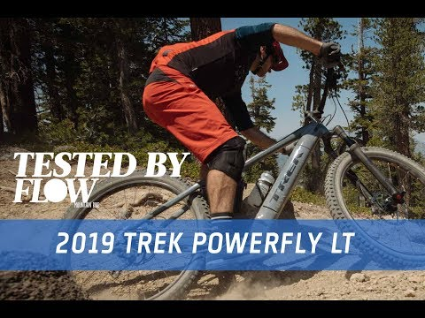 First Ride: 2019 Trek Powerfly LT e-MTB