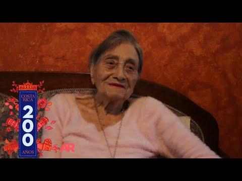 Bicentenario a ojos de centenarios: doña Berta