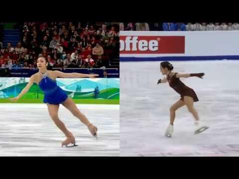 Evgenia Medvedeva European (Russian) Championships Toe Loop Goddess