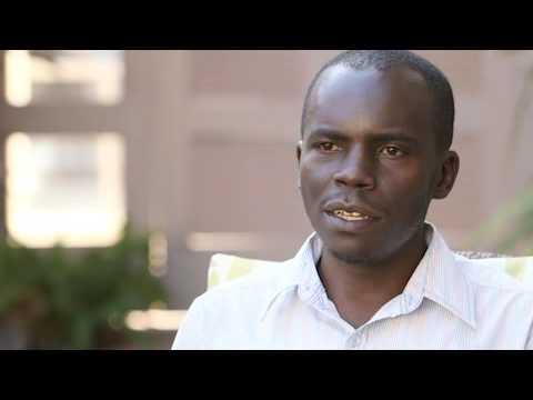 Thomas Okello  - 2015 Bakken Invitation Honoree