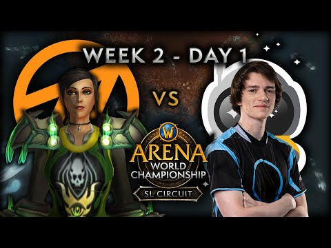 Method NA vs Spacestation Gaming | Week 2 Day 1 | AWC SL Circuit