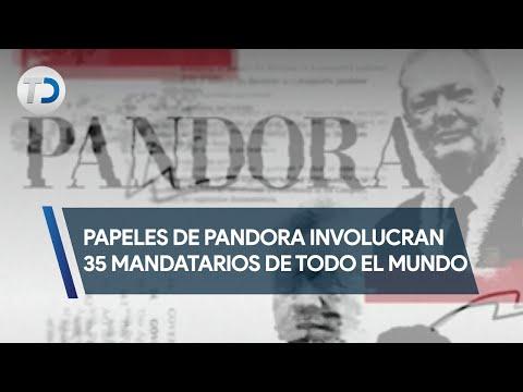 La investigacion de los Papeles de Pandora involucra a 35 mandatarios de todo el mundo