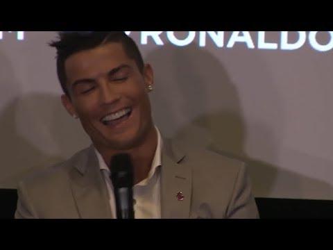 Cristiano Ronaldo's Press Conference Rap*