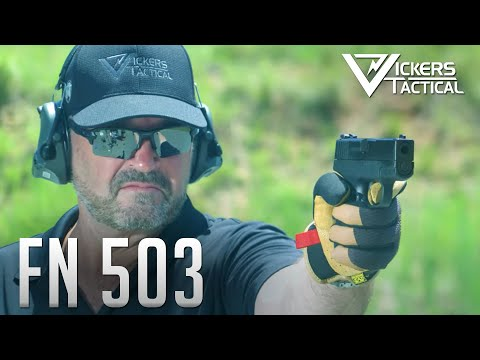 FN 503 - Subcompact 9mm
