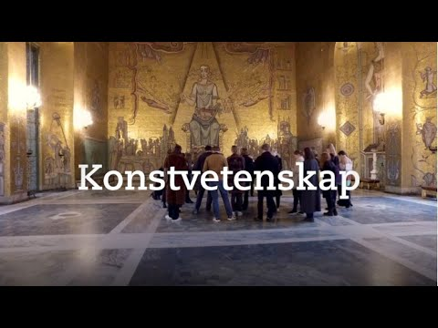 Konstvetenskap - Stockholms universitet