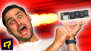 SSDs Are Getting Even Faster